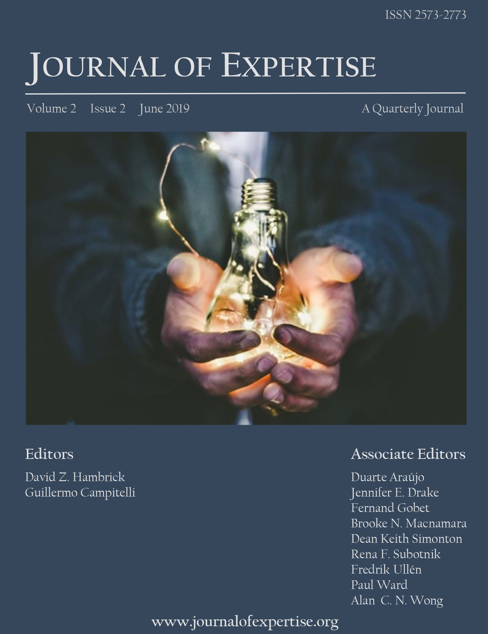 Journal of Expertise